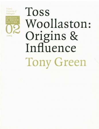 Gordon H. Brown Lecture Series 2: Toss Woollaston: Origins & Influence
