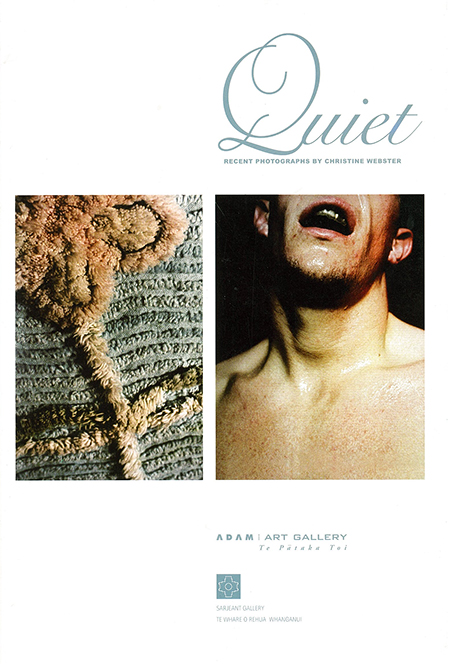 Quiet: Recent Photographs by Christine Webster