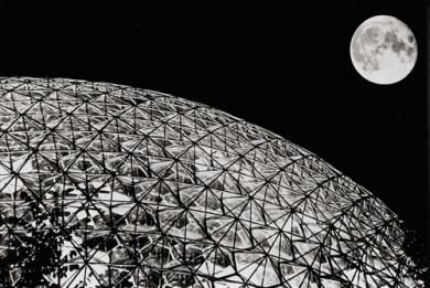 Buckminister Fuller Expo 1967: Dreams for the Moon