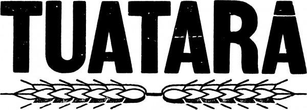 Tuatara Logo B&W