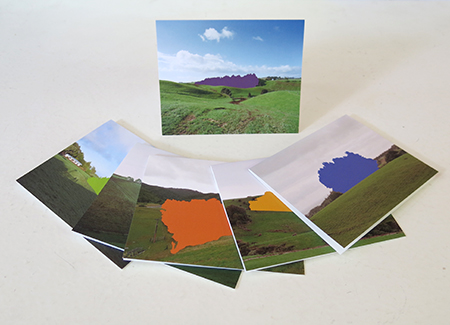 Greeting cards (set of 6) featuring Covenant cut-out series by Shaun Waugh