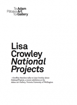 Lisa Crowley National Projects